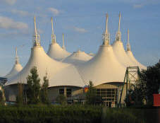 Butlins, Minehead - the red-coats temple!
